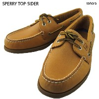 SPERRY TOP-SIDER スペリー トップサイダー デッキシューズ 1colors (0197640) SS15Z メンズ シューズ デッキシューズ デッキ 靴 無地 スペリートップサイダー