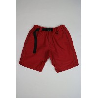 Mt RAINIER DESIGN COUNTDOWN CLIMBING SHORTS RED