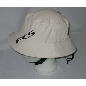 FCS WET BUCKET GRAY SURF HAT エフシーエス サーフハット サーフィン ハット 送料無料!