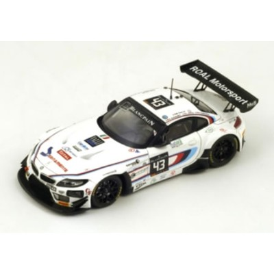 Spark 1/43 BMW Z4 No.43 24H SPA 2014