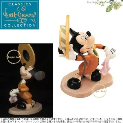 WDCC ミッキー 完璧な紳士 ミッキーの青春手帳 Mickey Mouse A Perfect Gent The Nifty Nineties 【ポイント最大42倍!お買い物マラソン】