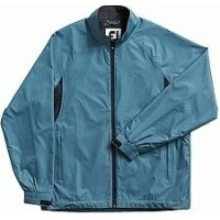 【即納】【あす楽対応】半額!★フットジョイ レインギア FOOTJOY FJ DRYJOY TOUR COLLECTION RAIN JACKET OPEN BOTTOM LIGHT BLUE...
