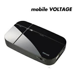 maxell mobile VOLTAGE モバイルボルテージ MPC-WF1