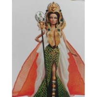 Barbie バービー Doll - Cleopatra Barbie バービー Doll Le 5400 Egyptian Barbie バービー 人形 ドール