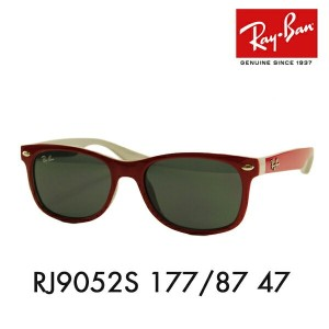 【OUTLET★SALE】レイバン サングラス RJ9052S 177/87 47 Ray-Ban 伊達メガネ 眼鏡 子供用 ジュニア キッズ NEW WAYFARER JUNIOR