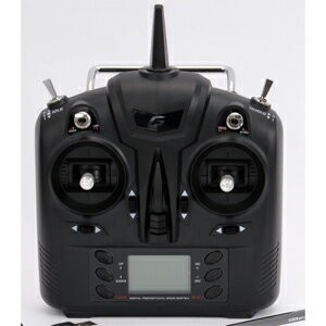 2.4GHz 6ch H-6GF 送信機[Intruder 80V2][100S]【GS215】 G-FORCE [GF GS215 2.4GHz 6ch H-6GF ソウシンキ]【返品種別B】...