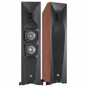 【ポイント2倍】【送料込】JBL STUDIO 580CH/ペア 2×16.5cm 2way Floorstanding Speaker【smtb-TK】