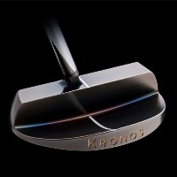 Kronos Golf Mandala Refined PVD Carbon Putter【ゴルフ ゴルフクラブ>パター】