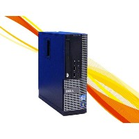 中古パソコン メモリ16GB搭載 DELL 790SF Core i3 2100 3.1GHz DVDマルチドライブ 64bit Windows7Pro GeForce GT710(HDMI) ...