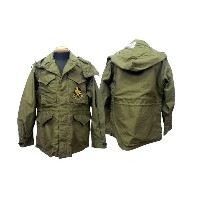 """BUZZ RICKSON'S バズリクソンズ M-43 1st Troop Carrier Command""""BUZZ RICKSON MFG.CO.""""BR12017"""