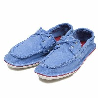 【SPERRY TOPSIDER】 スペリー トップサイダー HUNTINGTON 2-EYE ハンティントン 2アイレット STS10727 BLUE