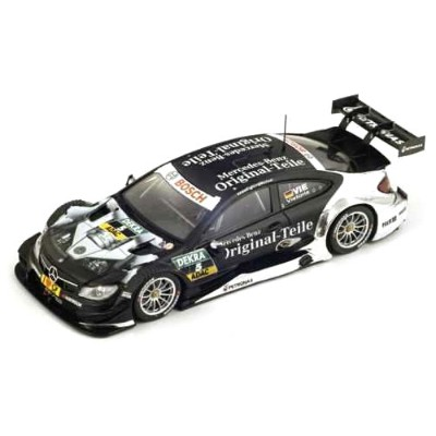 Spark 1/43 Mercedes-Benz C-Klasse Coupe AMG No.5 Original-Teile Mercedes AMG 2014 (Christian...
