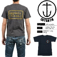 Captain Fin Captain Fin Co. Standard Tee キャプテンフィン Tシャツ ロゴ サーフT サーフィン[ネコポス/送料割引]