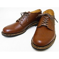 Buzz Rickson's[バズリクソンズ] サービスシューズ BR02158 SERVICE SHOES (R/BROWN) 送料無料 代引き手数料無料 【RCP】