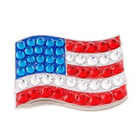 Bonjoc Ladies United States Flag Ball Markers【ゴルフ レディース>ボールマーカー】