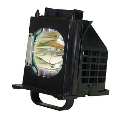 Mitsubishi WD65736 Rear Projector TV Assembly with OEM Bulb and オリジナル ハウジング 『汎用品』(海外取寄せ品)
