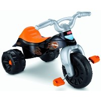 Fisher-Price Harley-Davidson Motorcycles Tough Trike 乗用玩具 ハーレー