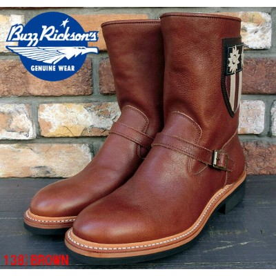 """No.BR02010 BUZZ RICKSON'S バズリクソンズ""""CIVILIAN PATCH BOOTS"""""""