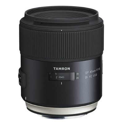 TAMRON タムロン 大口径標準単焦点レンズ SP 45mm F/1.8 Di VC USD ニコン用 (model: F013N)