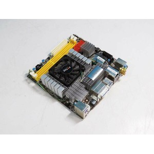 M880GITX-A-E ZOTAC TurionII Neo K625 1.5GHz 搭載マザーボード ATI RadeonHD4200 MB1095【中古】【送料無料セール中! ...