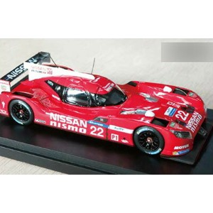1/43 NISSAN GT-R LM NISMO 2015 Le Mans 24 hours No.22 RED[EBBRO]《取り寄せ※暫定》