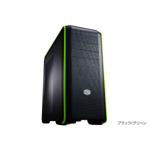 Cooler Master Technology CM 690 III Green 正規代理店保証付