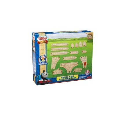 きかんしゃトーマス 木製レール Thomas & Friends Wooden Railway - Figure 8 Expansion Pack