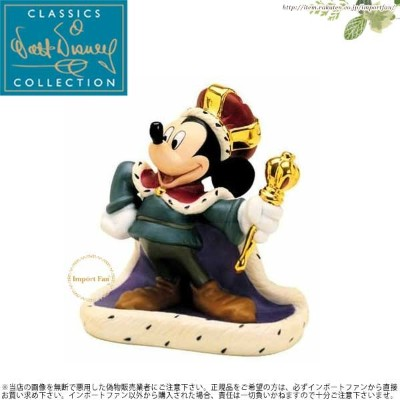 WDCC 王様が長く生きられますように ミッキーの王子と少年 Mickey Mouse Long Live The King The Prince And The Pauper 【102時間限定!...