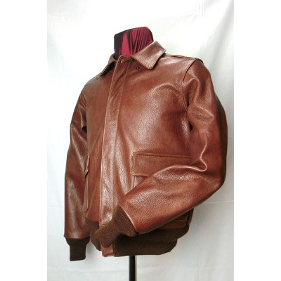 """No.BR80324 BUZZ RICKSON'S バズリクソンズType A-2 """"CABLE RAINCOAT CO."""" 1942 MODEL Contract No.10008-P"""