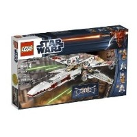 LEGO (レゴ) R Star Wars (スターウォーズ) X-Wing Starfighter Spaceship with 4 Minifigures | 9493 ブ
