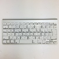 【中古】[ Apple ] Apple Wireless Keyboard A1314 / Bluetooth接続 / Apple 純正 日本語キーボード / MC184J/A MC184J/A