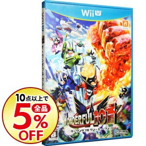 【中古】Wii U The Wonderful 101