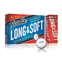 TaylorMade Noodle Long & Soft Golf Balls【ゴルフ ボール】
