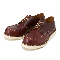 【HAWKINS】 ホーキンス 4INCH MOC TOE HL40063 FG/RED BROWN