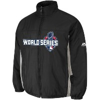 MLB ジャケット 2015 World Series Official Double Climate ジャケット Majestic【1803セール】