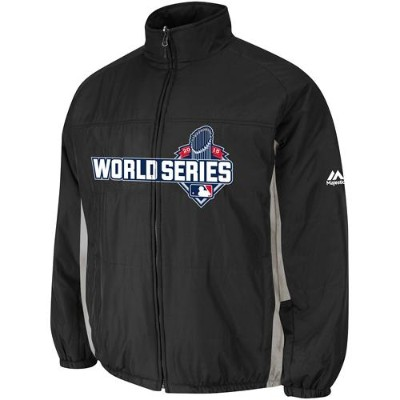 MLB ジャケット 2015 World Series Official Double Climate ジャケット Majestic【セール】