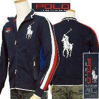 POLO by Ralph Lauren Boy'sUSオープン ビッグポニー トラックジャケット【2015-Fall/NewColor】【ラルフローレン ボーイズ】US OPEN OFFICIAL...