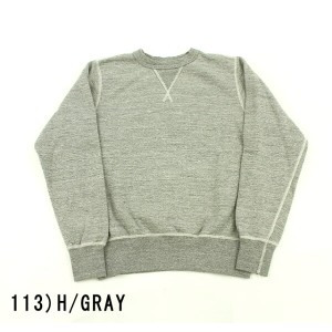No.BR65622 BUZZ RICKSON'SバズリクソンズSET-IN CREW SWEAT