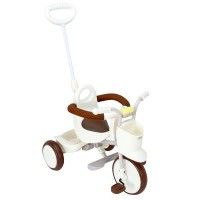 MINI ミニ M&Miimo TRICYCLE #01 New(ジェントルホワイト) 4967057100403