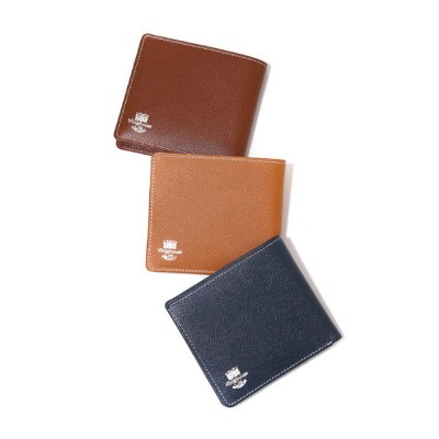 Whitehouse Cox [ ホワイトハウスコックス ] / 【LONDON CALF×BRIDLE LEATHER COLLECTION】NOTECASE WALLET / 全3色 ...