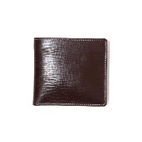 Whitehouse Cox (ホワイトハウスコックス) / NOTECASE WITH COIN CASE(Regent Bridle Leather) (二つ折り財布 ウォレット...