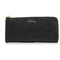 フルラ FURLA L字ファスナー長財布 745850(755233) PN07 B30 O60 BABYLON XL ZIP AROUND L ONYX BABYLON(バビロン)//745850...