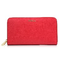 フルラ FURLA ラウンドファスナー長財布 792714 PO07 B30 RGR BABYLON XL ZIP AROUND RUBY+GRANATA BABYLON(バビロン)//792714...