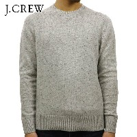 【15%OFFセール 3/16 10:00~3/19 9:59】 ジェイクルー J.CREW 正規品 メンズ セーター DONEGAL ELBOW-PATCH SWEATER 05113