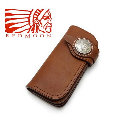 【REDMOON レッドムーン】ロングウォレット/MM-RM02-38A!REAL DEAL