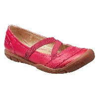 【30%OFF KEEN特価セール】 キーン KEEN Womens Rivington II Criss-Cross CNX VeryBerry [リヴィントン][リビントン][バレエシューズ]...