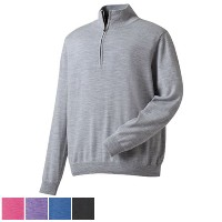 FootJoy Performance Half Zip Sweater Pullovers【ゴルフ ゴルフウェア>ジャケット】