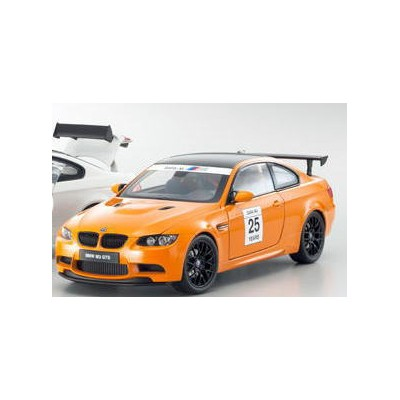 1/18 京商 KYOSHO BMW M3 GTS Fire Orange Nr.25 ミニカー