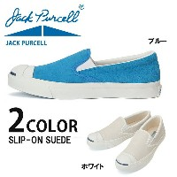 CONVERSE コンバース JACK PURCELL JACK PURCELL SLIP-ON SUEDE ジャックパーセル スリップオン スエード 3225269