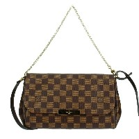 LOUIS VUITTON ルイヴィトン バッグ N41129 ダミエ フェイボリットMM